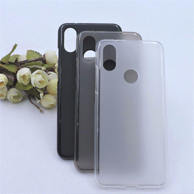 Bakeey Fabric PC+PU Leather Back + Soft TPU Bumper Protective Case for Xiaomi Mi A2 / Xiaomi Mi 6X - 1