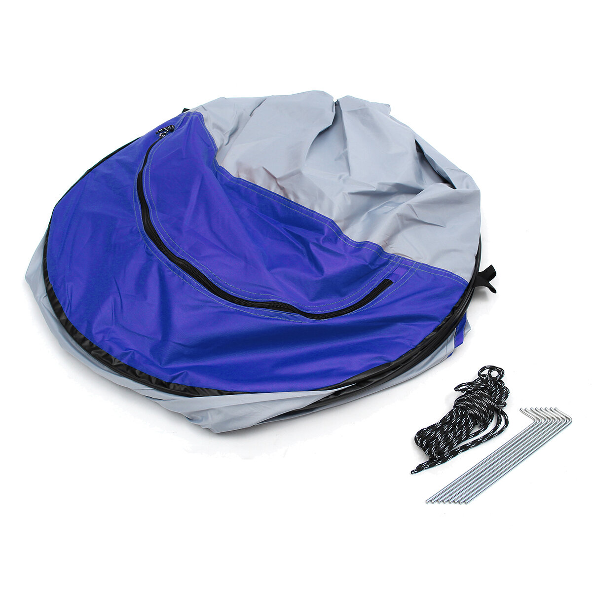 Automatic Speed Open Foldable Single Person Meditation Yoga Bed Tent Outdoor Beach Fishing Outdoor Camping Tent - 10