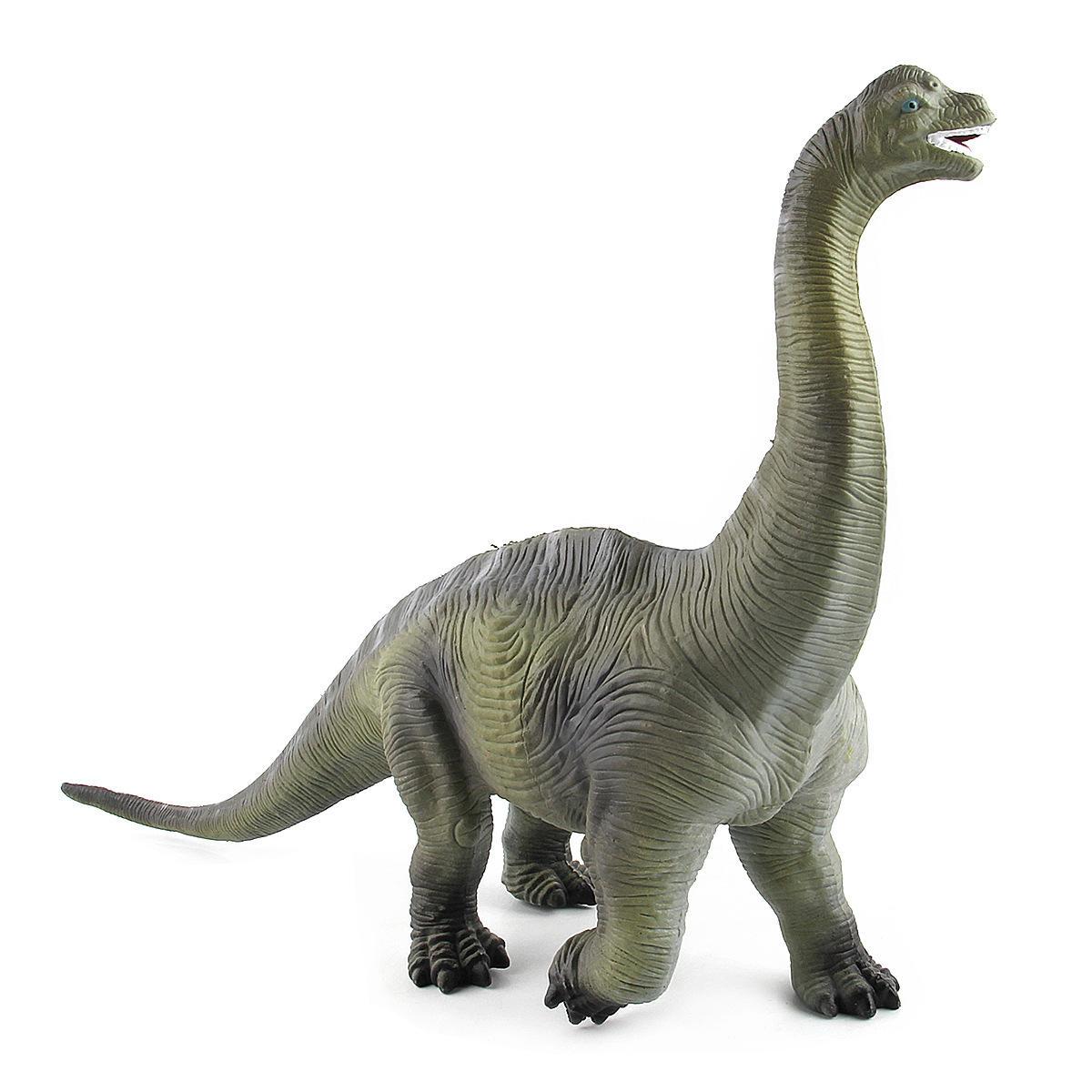 Grande Dinosauro giocattolo Brachiosaurus giocattolo in plastica plastico Realistico Realistico regalo per i bambini - 3