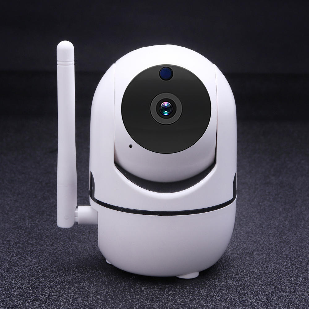 CES NEWS '1080P Wireless WIFI IR גזור אבטחה מצלמת IP ראיית לילה Intelligent HD Surveillance מצלמה