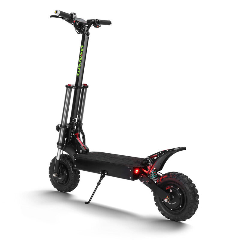 Ninebot MAX G30 15.3Ah 36V 350W Electric Scooter Fixed Speed 30km/h Top Speed 65km Mileage Range Quick Folding Three Riding Mode Max Load 100kg - 4