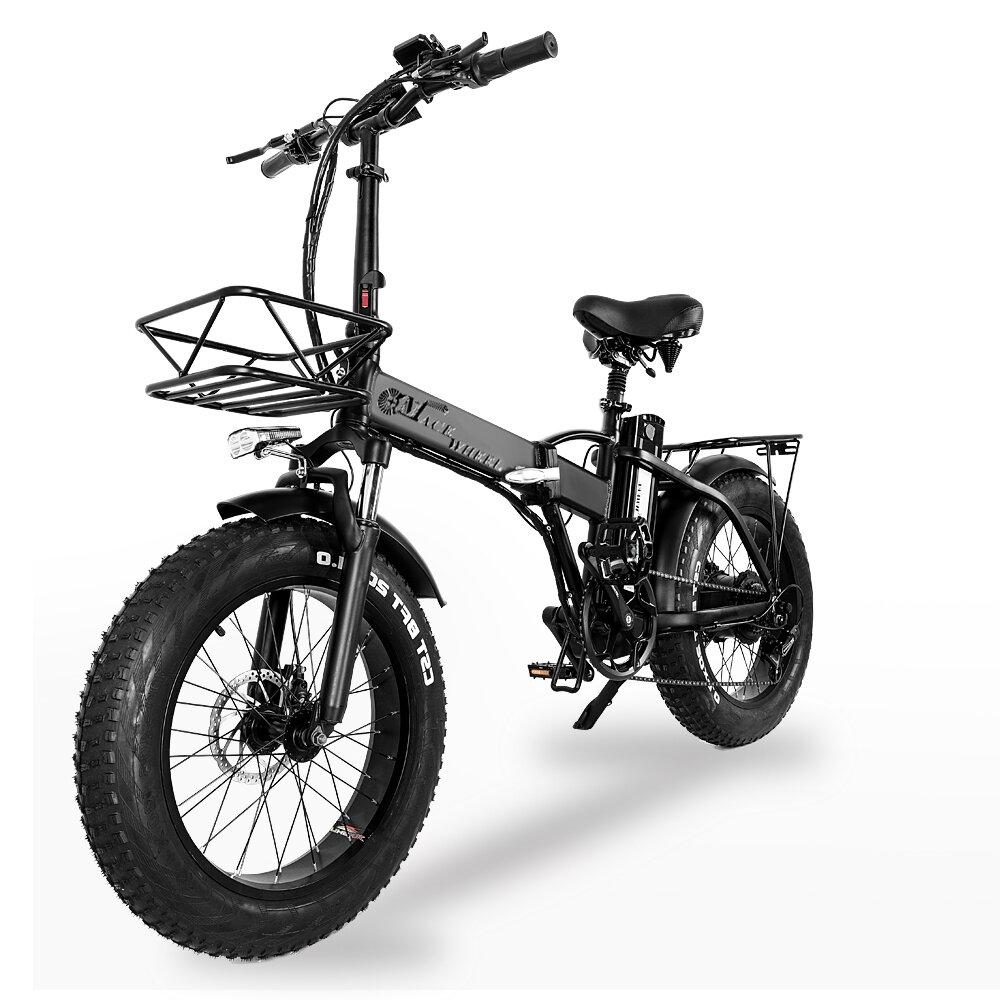 Rower elektryczny B2 48V 15AH 750W z EU za $1169.99 / ~4445zł