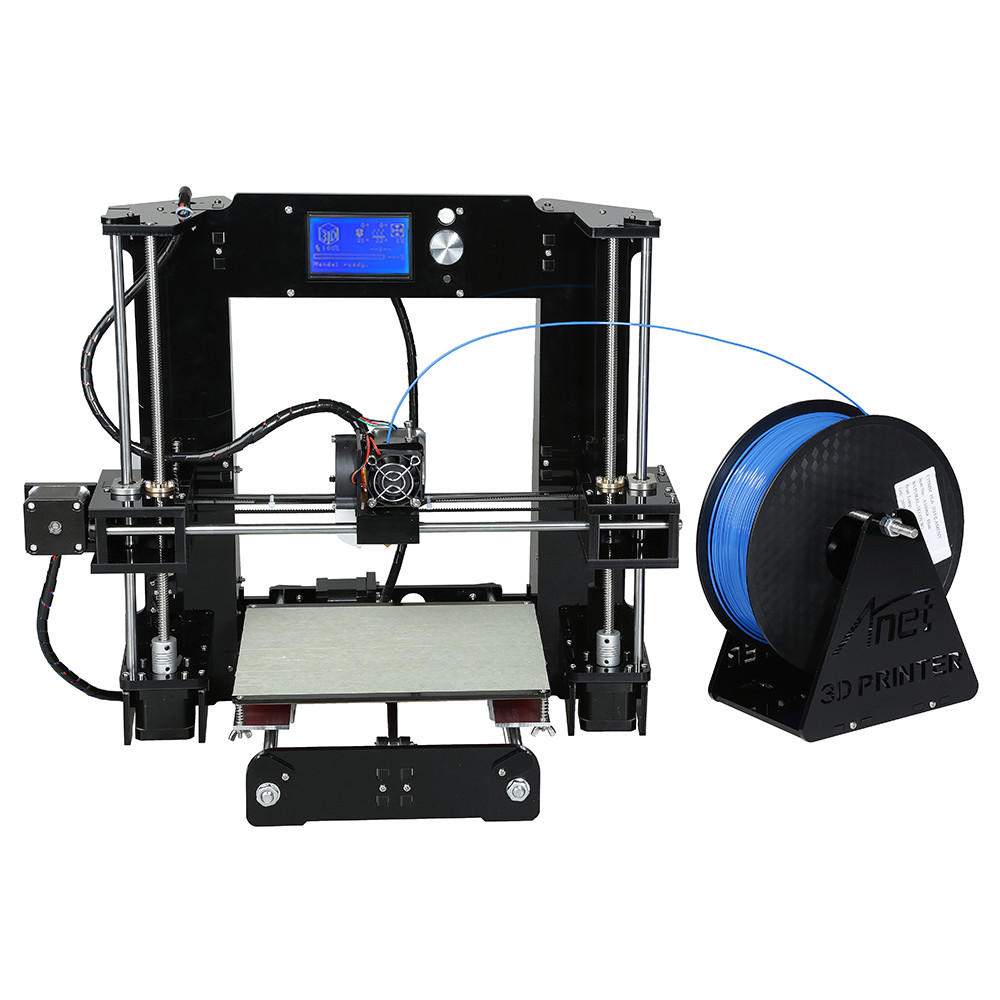 TRONXY® P802M DIY 3D Printer Kit 220*220*240mm Printing Size Support Off-line Print 1.75mm 0.4mm - 2