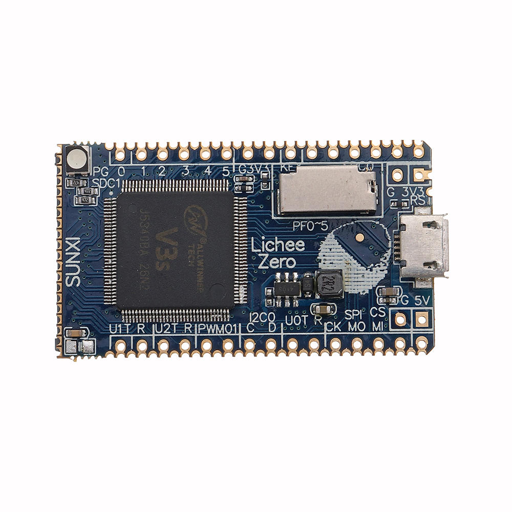 Lichee Pi Zero 1.2GHz Cortex-A7 512Mbit DDR Core Board Development Board Mini PC