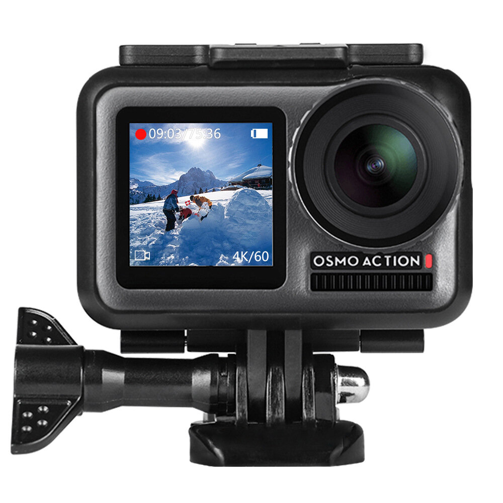 SheIngKa FLW308 Coque de protection pour DJI OSMO Action Sports Camera