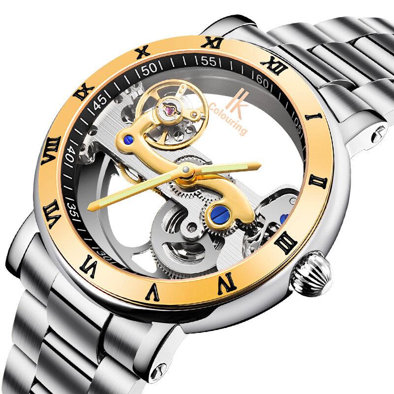 Forsining S107 3ATM Waterproof Mechanical Watch - 1