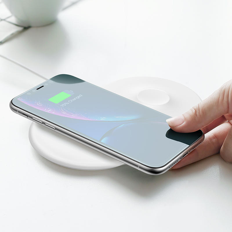 Xiaomi 20W Vertical Wireless Charger Flash Charging Stand Holder Horizontal for Xiaomi Mi 9 MIX 2S - 3