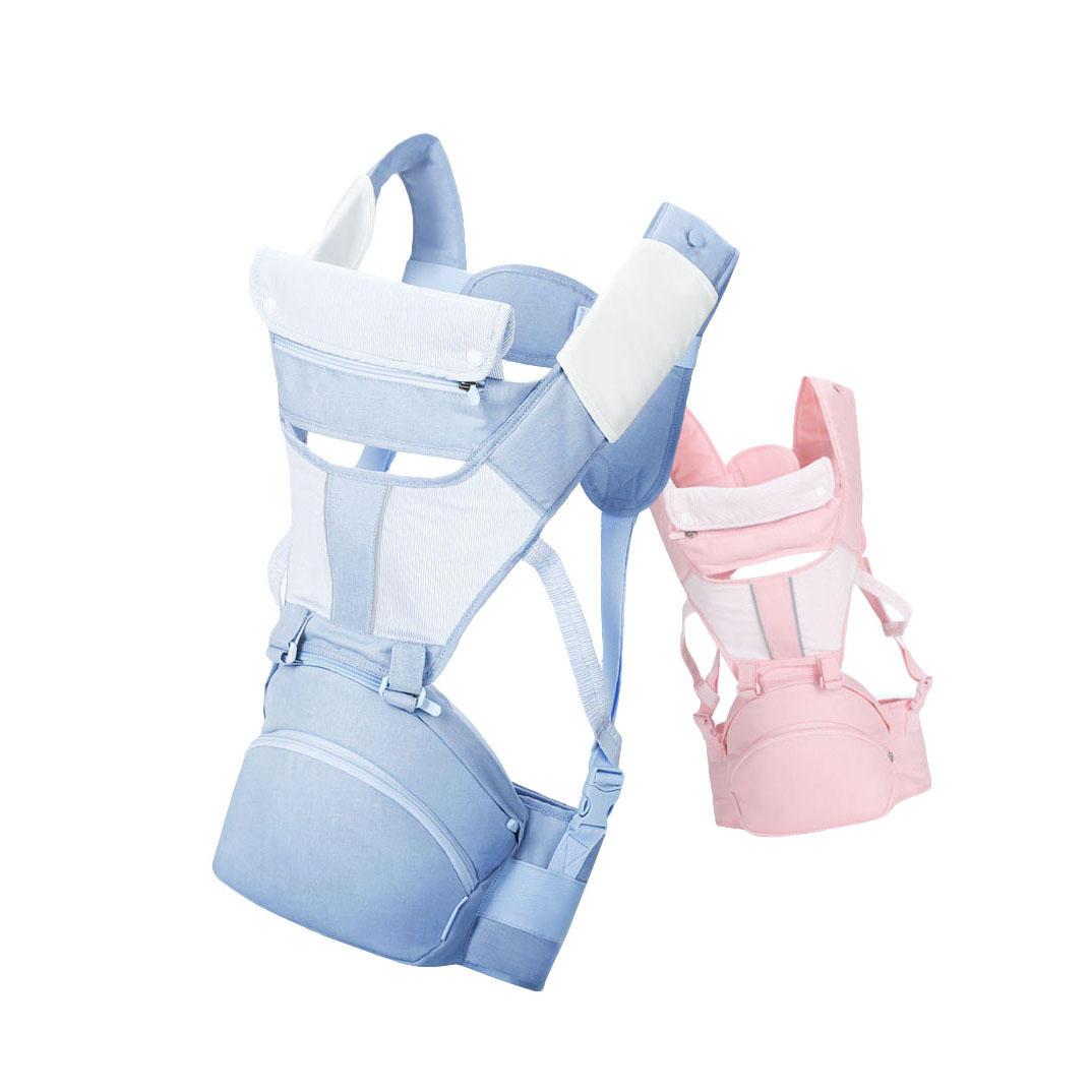 Xiaoyang Multi funcional Baby Carriers Hip Seat 360 Grau Ergonomic Spine Protection Mochila Kangaroo Rucksack Hip Seat Stools From Xiaomi Youpin - 1