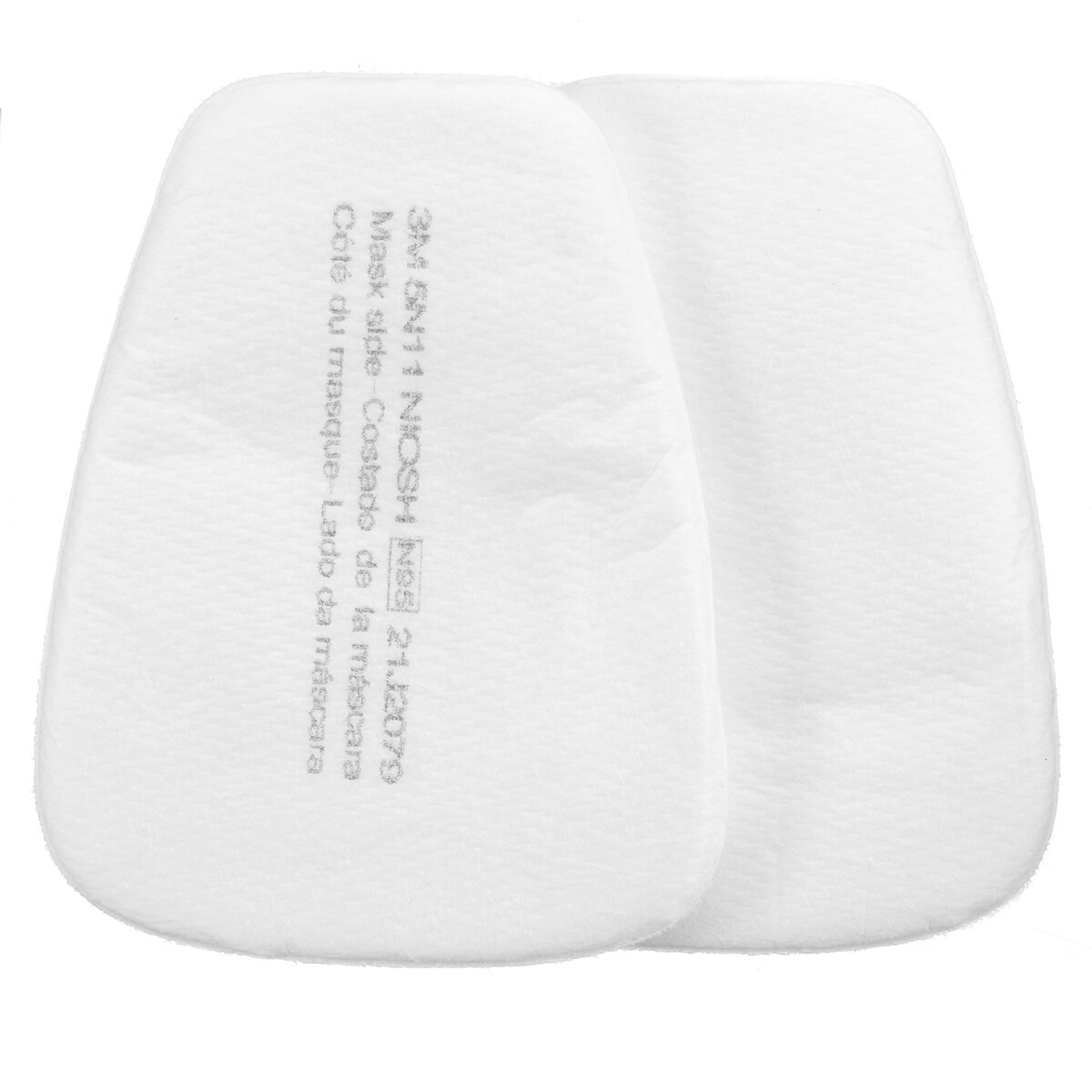 cotton filter cartridge mask respirator replace
