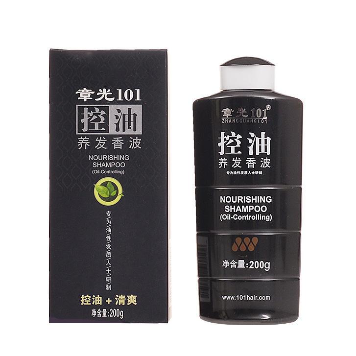Zhangguang 101 Natural Oil-control Hair Shampoo Nourish 200g