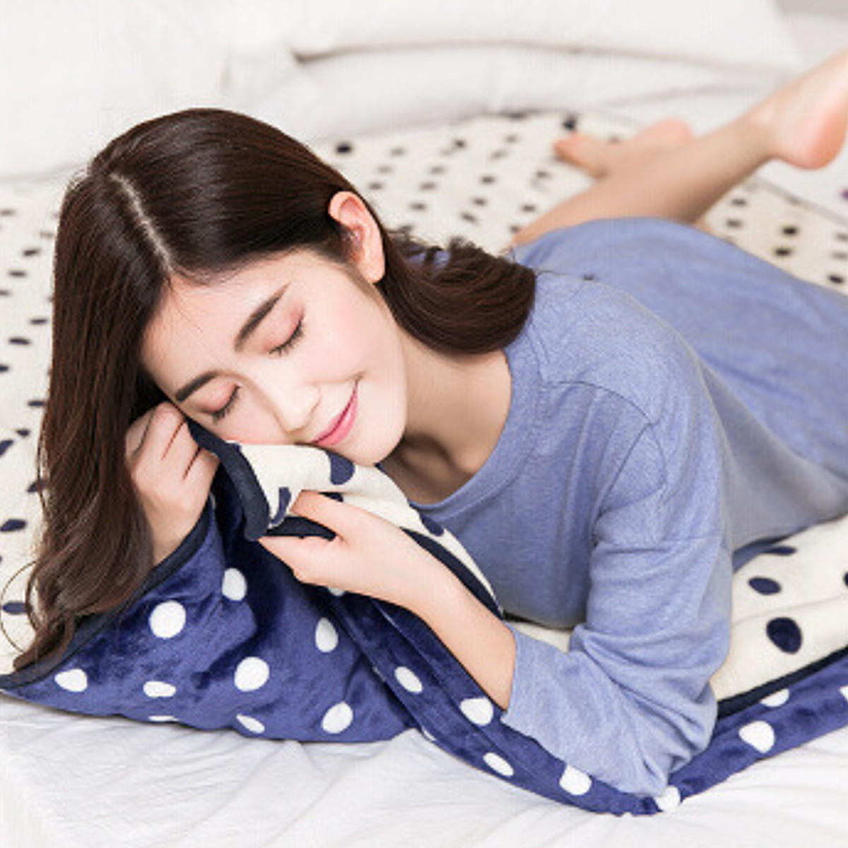 80x50cm USB Electric Heater Warming Heating Blankets Pad Heated Shawl Removable Home Office Winter Warm Blanket Bed Sofa Warmer