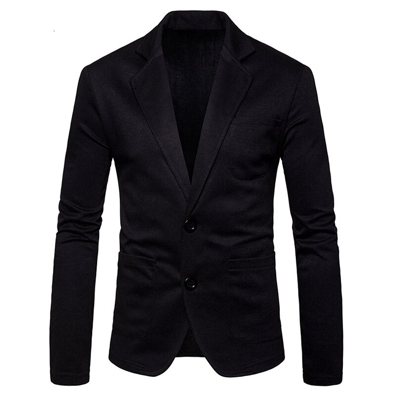 Mens Slim Fit Solid Color Single-breasted Buttons Waistcoat Fashion Business Casual Vest - 12