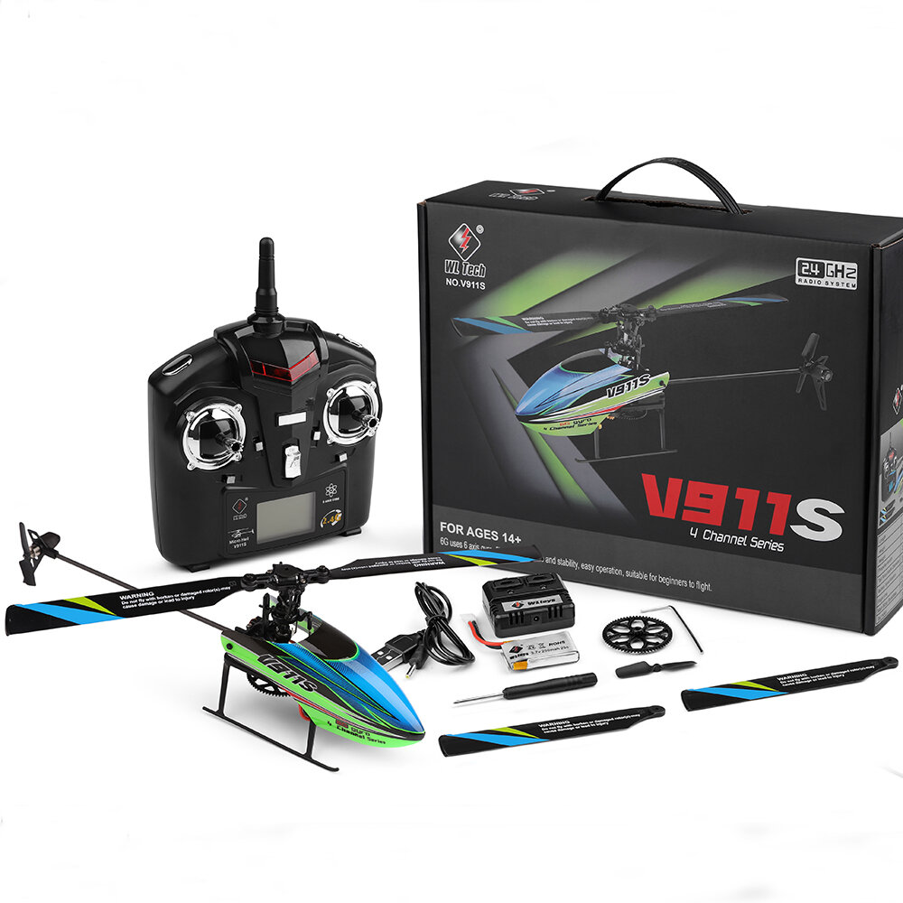 JCZK 300C 470L DFC 6CH 3D Flying Three Blade Rotor TBR Super Simulation RC Helicopter - 12