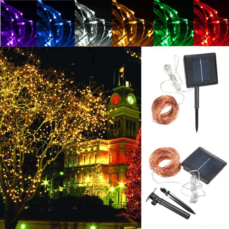 Led String Copper Wire Fairy Light
