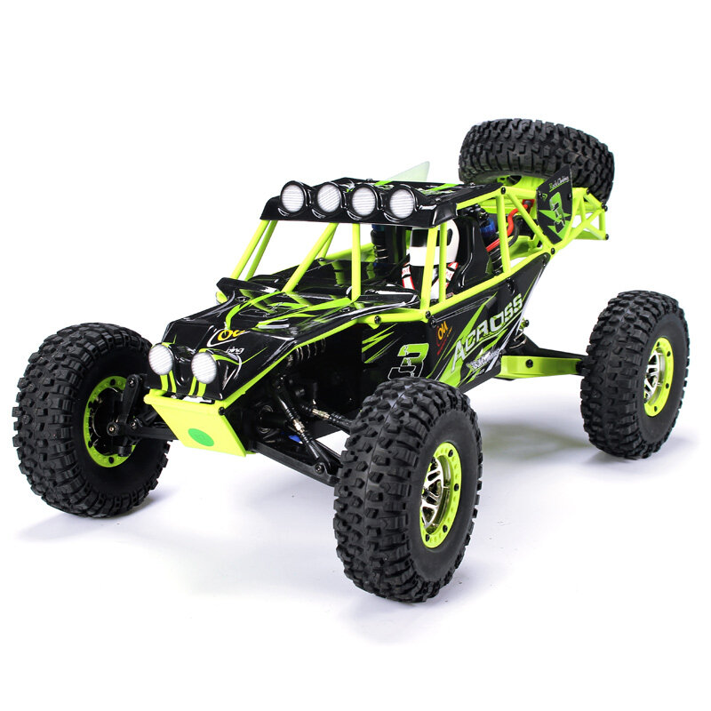 Wltoys K989 1/28 2.4G 4WD Brushed RC Car Vehicles RTR Model - 1