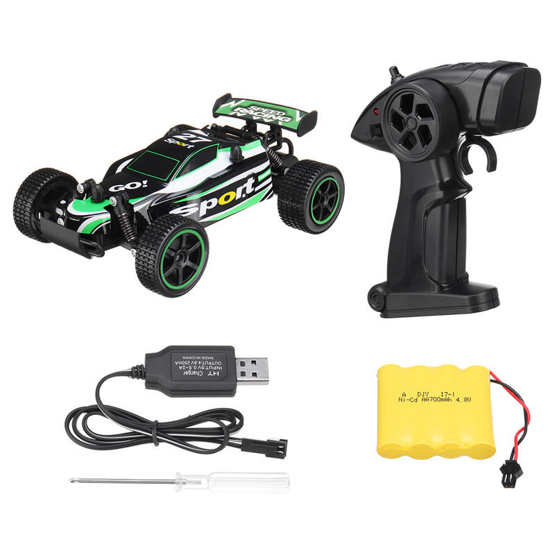 RGT 136240 V2 1/24 2.4G RC Car 4WD 15KM/H Vehicle RC Rock Crawler Off-road - 9