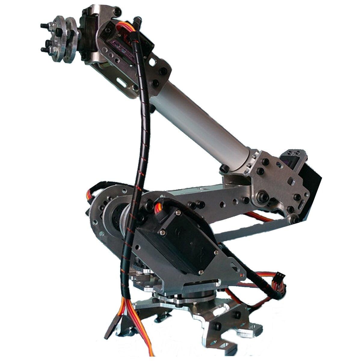6DOF Griffe Mécanique de Bras de Robot avec Servos pour Robotics Arduino Kit de Bricolage