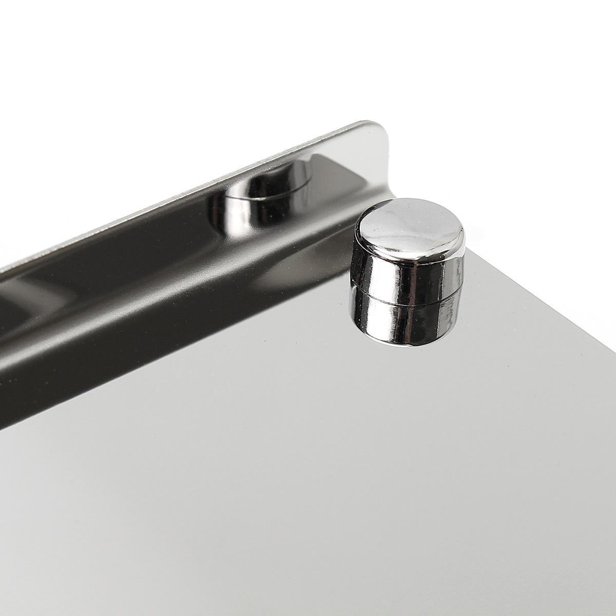 RVS toiletrolhouder papieren handdoekhouder Wandmontage voor Home badkamer papierhaak - 3