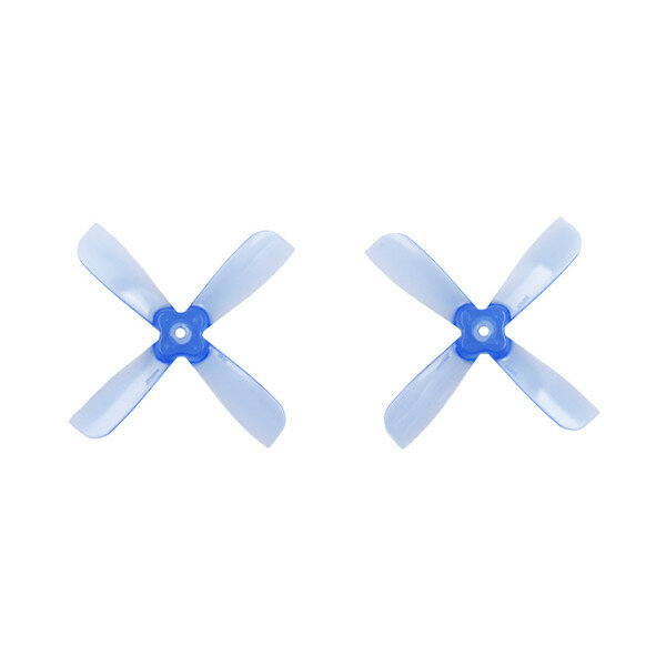 2 Paires Gemfan 2035 2X3.5 BN 4 Feuille 3mm CW CCW FPV Racing Hélice pour RC Drone