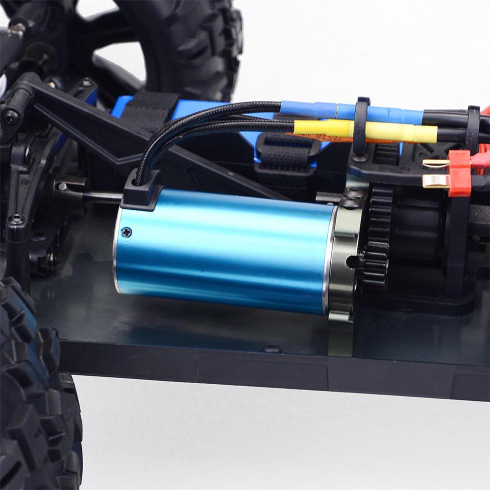 RGT 136240 V2 1/24 2.4G RC Car 4WD 15KM/H Vehicle RC Rock Crawler Off-road - 8