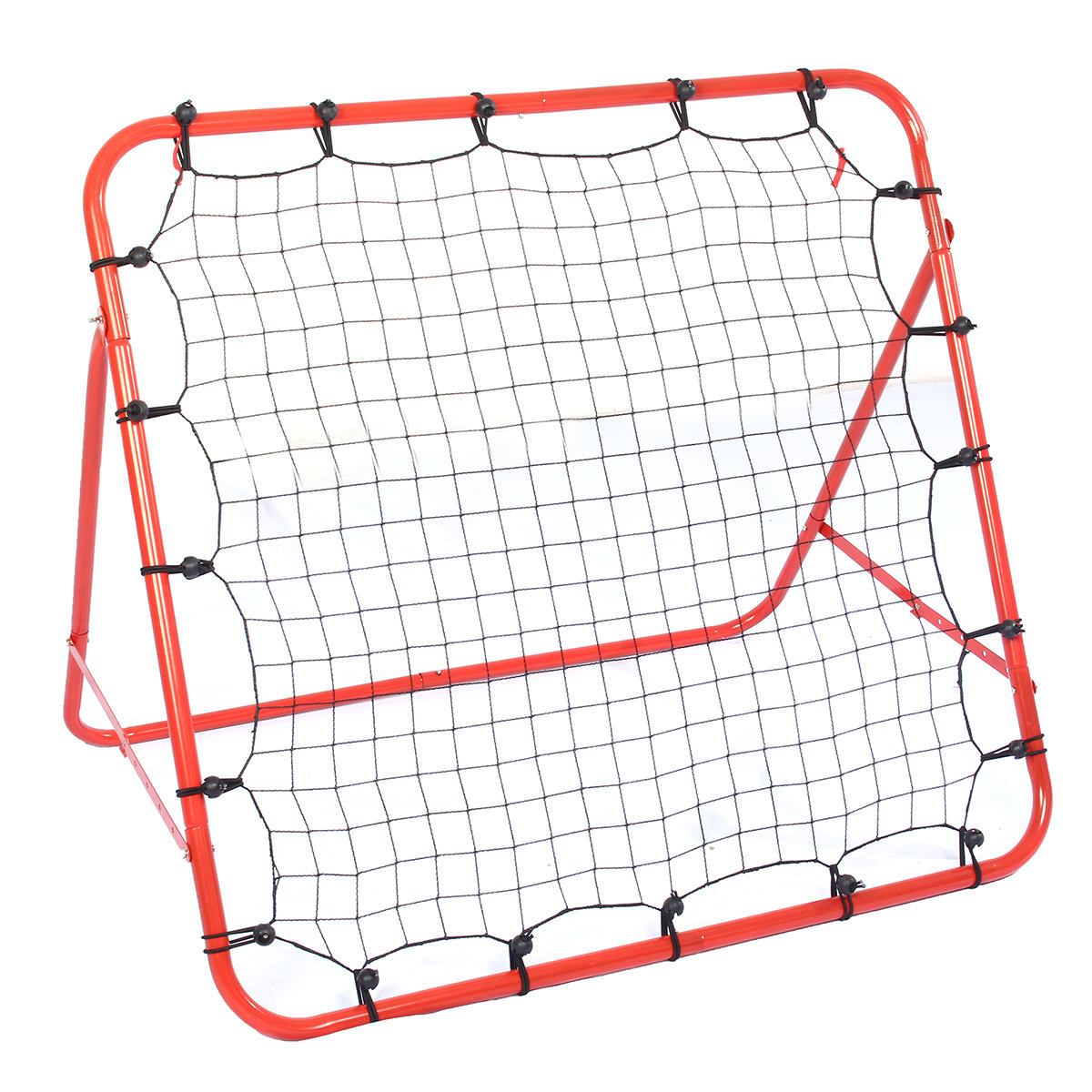 Calcio Baseball Training Esercizio Stander Rebound Target Mesh Net Sport all'aperto Entertainm - 2