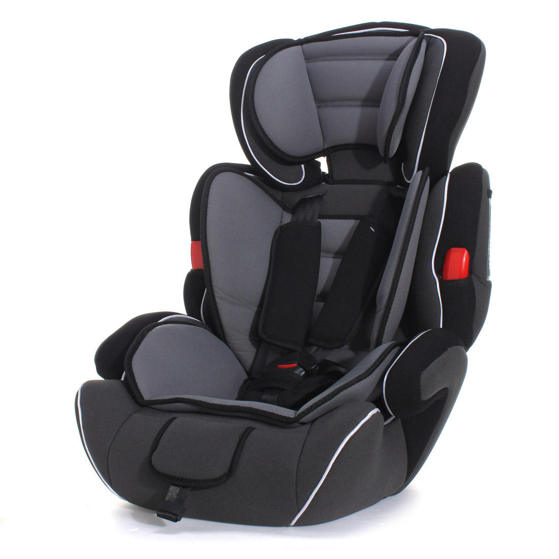black convertible baby kid children car