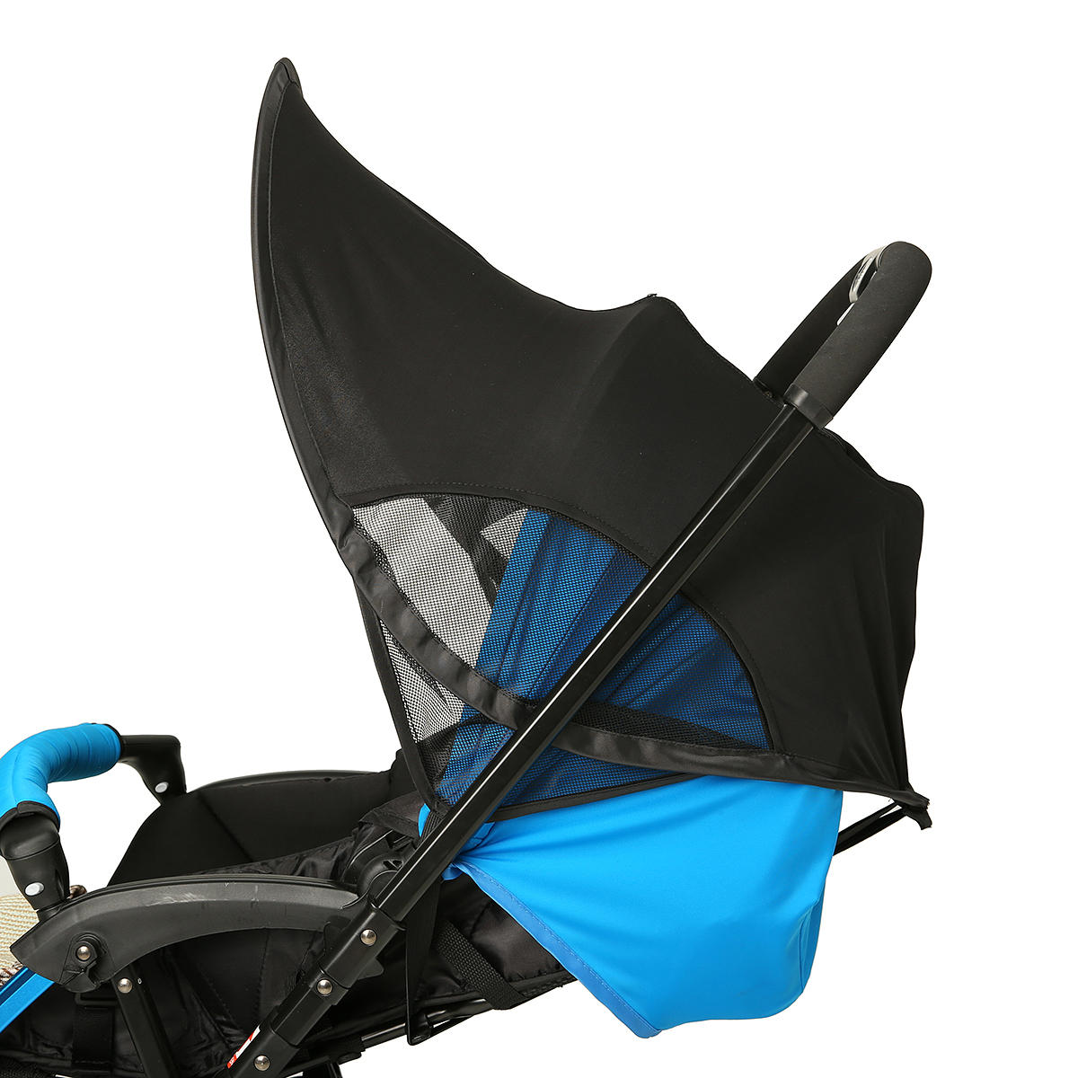 Baby Stroller Sunshade Canopy Cover For Prams Universal Car Seat Buggy Pushchair Cap Sun Hood Stroller Accessories - 4