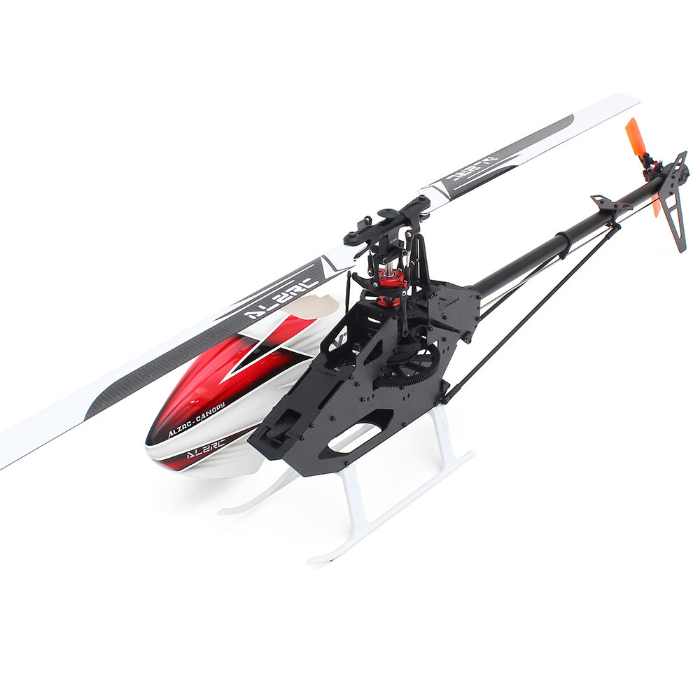 XK K110 Blast 6CH Brushless 3D6G System RC Helicopter BNF - 8