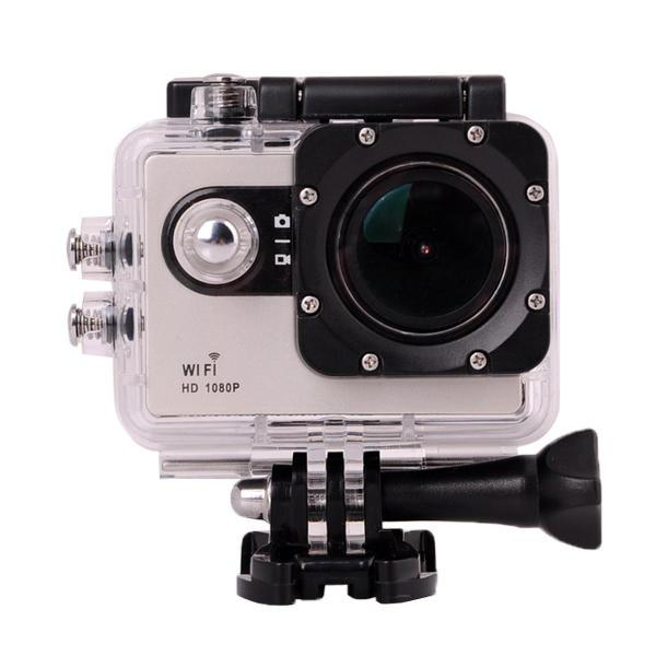"WS007 WIFI 2.0"" LCD Screen Novatek 96655 1080P Full HD Waterproof WIFI Action Camera"
