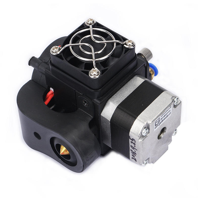 12V Extruder Hot End Kit With 1.75mm/0.4mm Nozzle For Creality 3D CR-10 / 10S / S4 / S5 3D Printer - 2