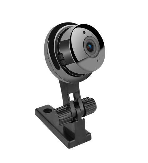 Mini 1080P HD Seguridad Cámara 3.6 mm Mini Seguridad Wifi Sistema de video inteligente para el hogar con visión nocturna para bebés Monitor