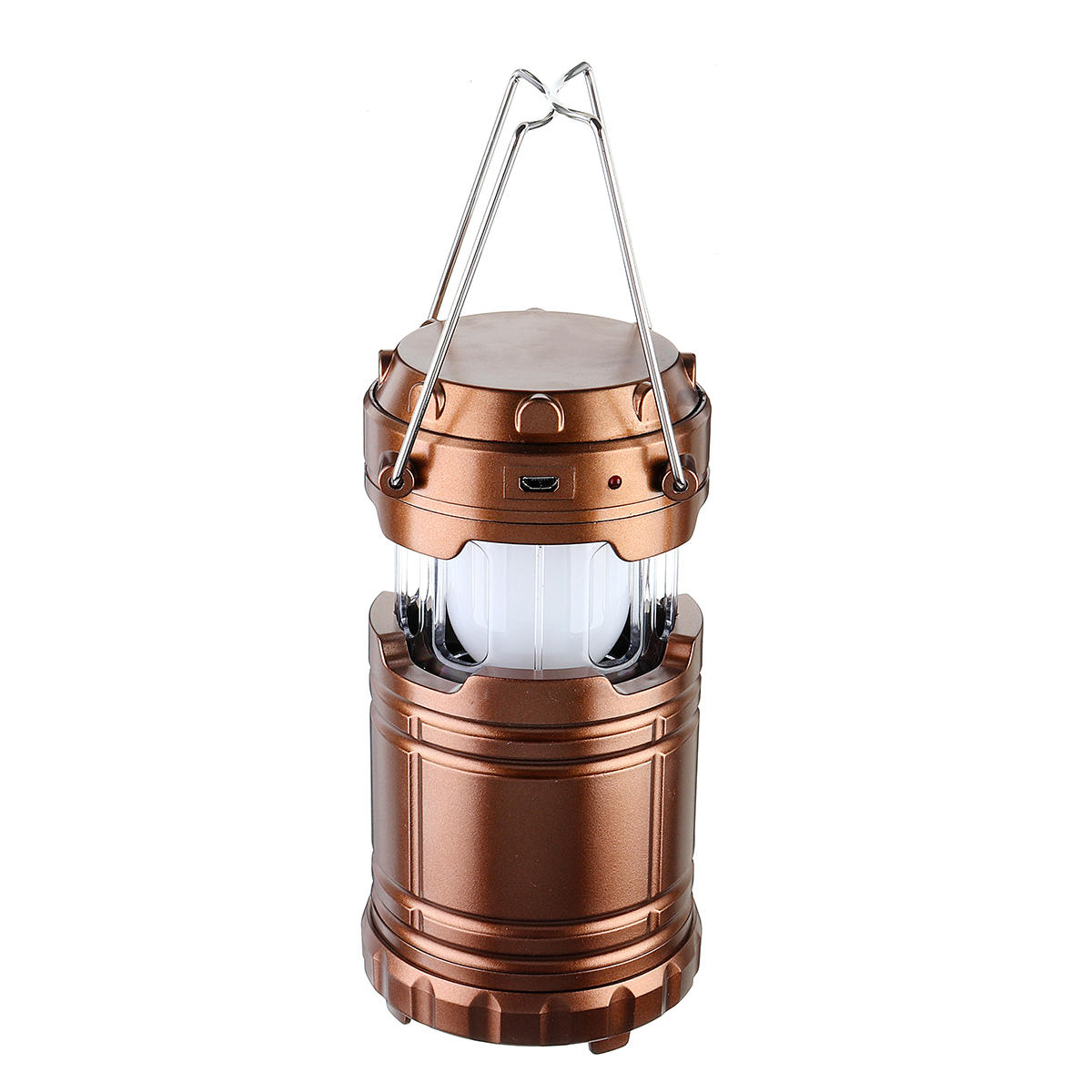 DC 5V Outdoor LED Camping Lantern Tent Ultra Bright Collapsible Mosquito Insect Killer Lamp Light
