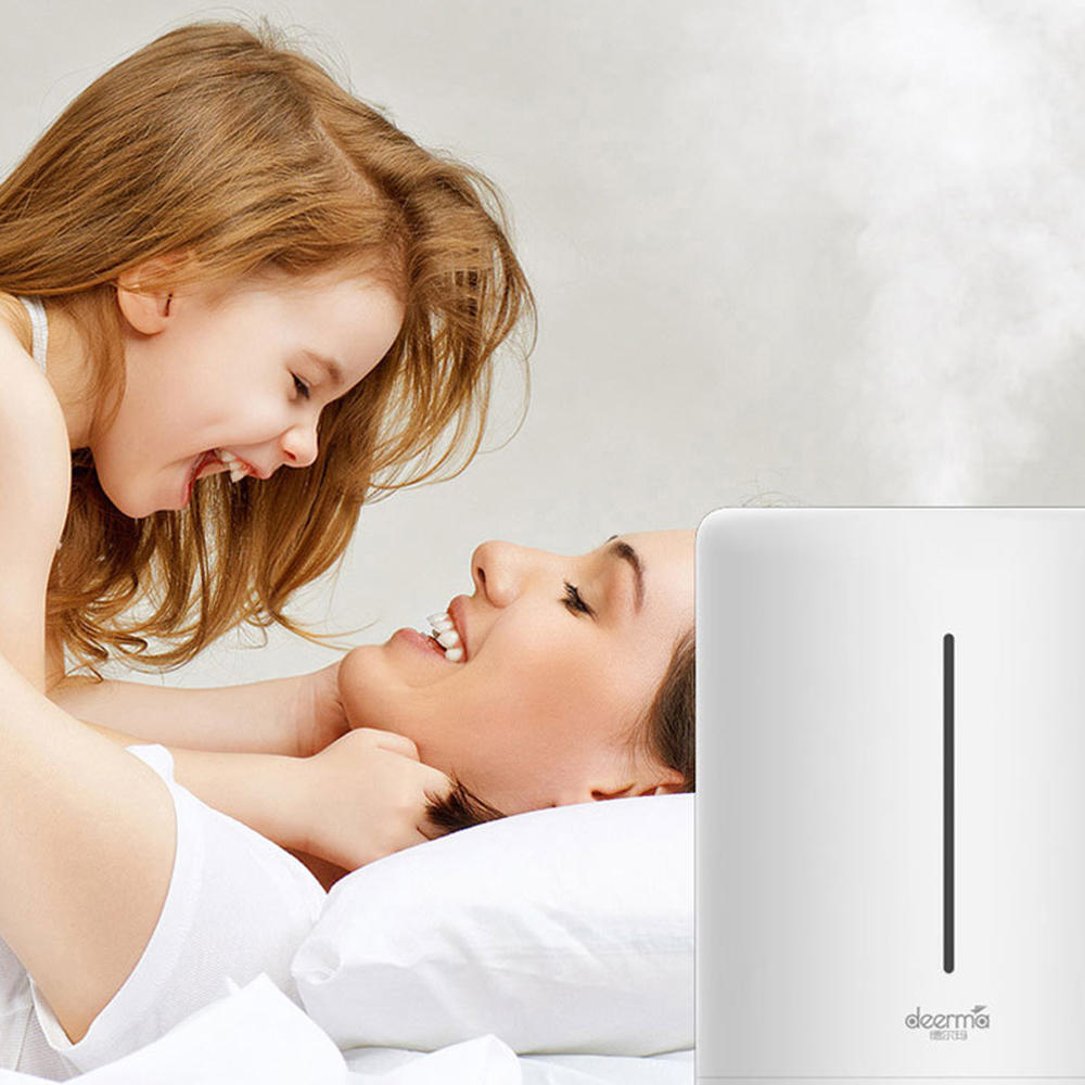 Deerma DEM F628 5L Air Humidifier Mute Ultrasonic Aroma Diffuser Household Mist Maker Fogger Purifying Humidifier Oil XIAOMI Cooperation Brand - 10