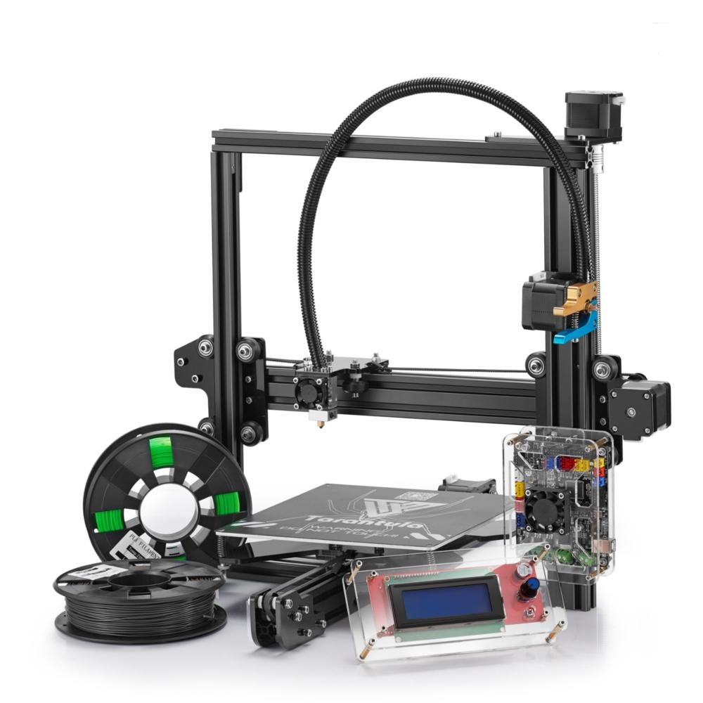 Creality 3D® Customized Version Ender-3X Pro / Ender-3Xs Pro Prusa I3 3D Printer 220x220x250mm Printing Size With Magnetic Removable Sticker/Glass Plate Platform/V1.1.5 Super Silent Mainboard - 1
