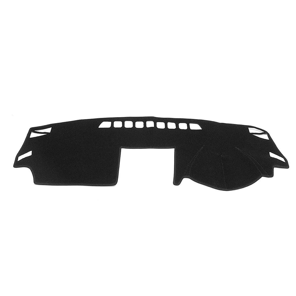 डैशबोर्ड कवर डैश मैट बोर्ड कालीन 07-13 निसान डुअलिस J10 के लिए