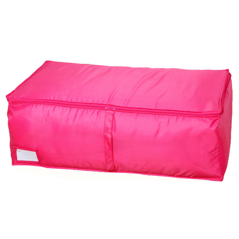 Portable Quilts Storage Bags Packing Luggage Folding Storage Box Clothes Organizer Bags Home Storage Organizer - 12