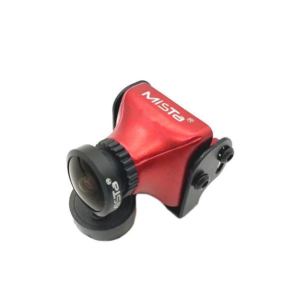 Verbesserte Mista 800TVL CCD 2.1mm Weitwinkel HD 1080P 16: 9 OSD PAL / NTSC FPV Kamera für RC Drone
