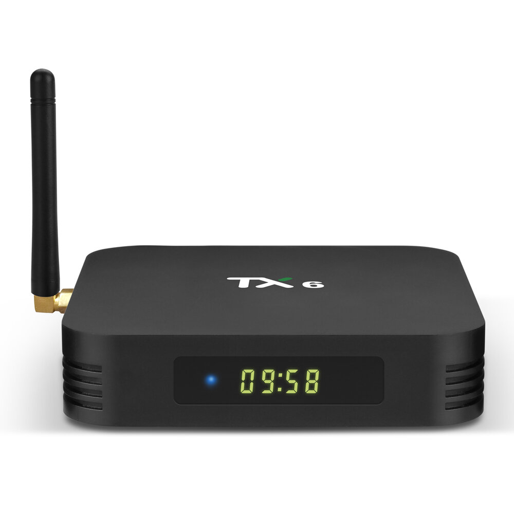 Tanix TX6-A Allwinner H6 4GB 32GB 2.4G WIFI 4K Android 9.0 TV Box