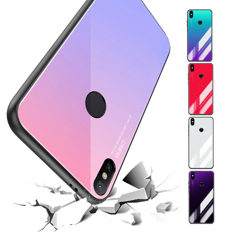 Bakeey™ Geometry Flip PU Leather Card Holder Full Cover Protective Case for Xiaomi Mi6X Mi 6X Mi A2 - 2