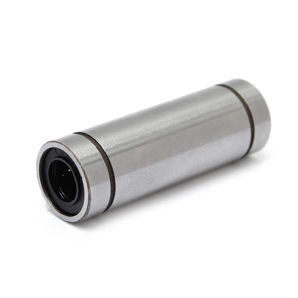 Machifit LM8LUU 8mm Long Type Linear Motion Ball Bearing Slide Bushing CNC Part  - buy with discount