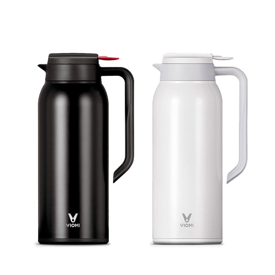 VIOMI 24 Hours Long-lasting Insulation Vacuum Pot 1500ML Stainless Steel Water Bottle From Xiaomi Youpin