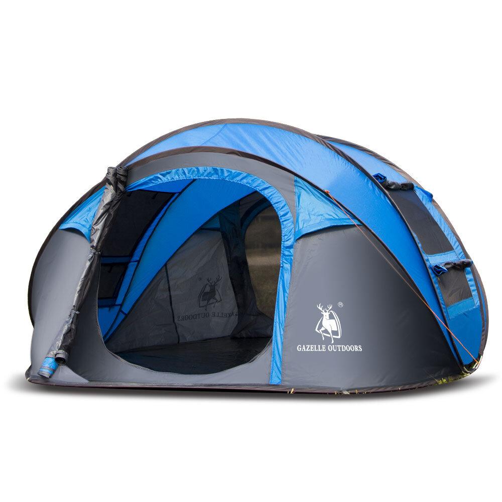 280GSM Heavy Duty Sun Shade Sail Waterproof UV Garden Patio Awning Canopy Tent Sunshade Shelter Outdoor Camping - 1