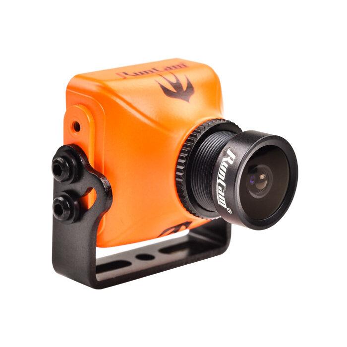 RunCam Swift 2 1/3 CCD 600TVL PAL FOV 130/150/165 Degree 2.5mm/2.3mm/2.1mm Micro FPV Camera OSD MIC