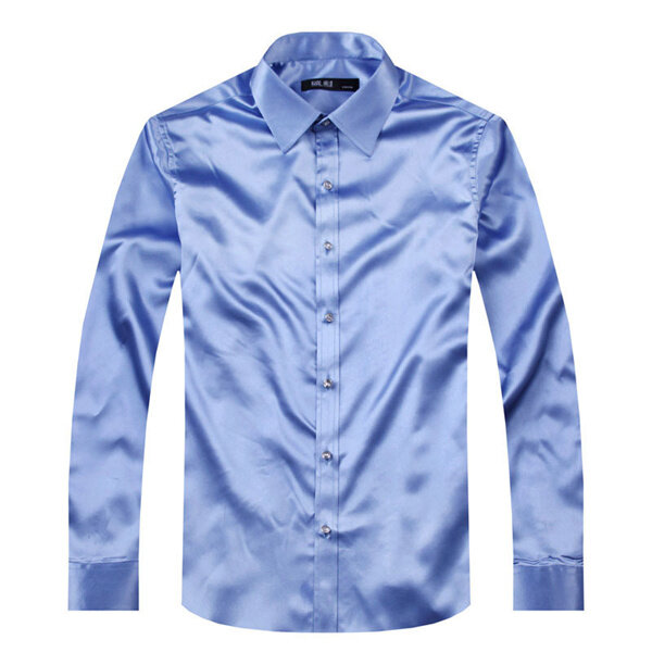 Men's New Striped Long-sleeved Casual Japanese Fashion Wild - 8
