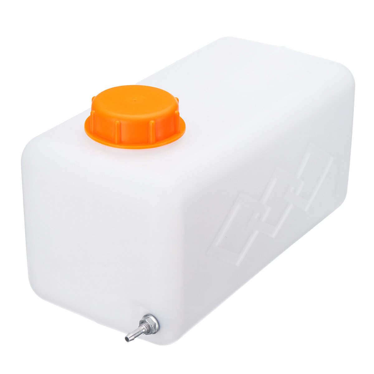 Plastic 5 5L For Car Truck Air Heater Fuel Water Tank Accessories