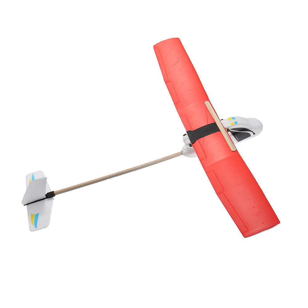 DIY Easy Assembly Plane Toy Electricity Airplane Outdoor Toy - 3