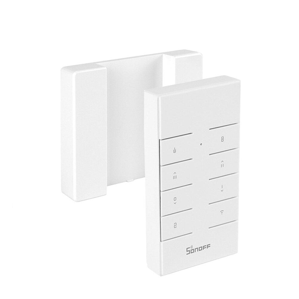 SONOFF® RM433 8 Keys Multipurpose Custom 433 MHz RF Remote Control Switch Works With SONOFF RF/RFR3/Slampher/iFan03/4CHP