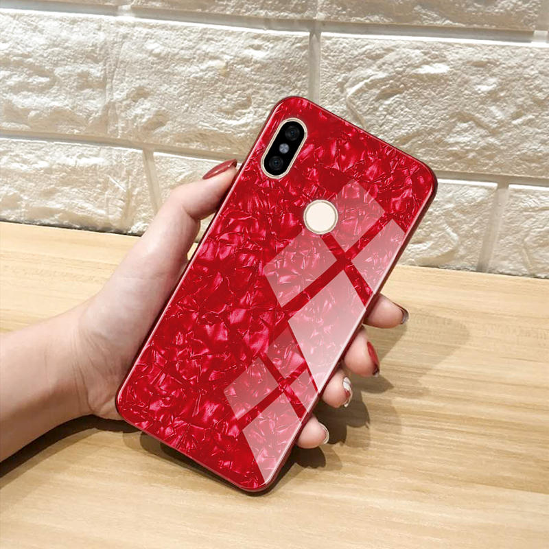 Bakeey Luxury 3 in 1 Plating Frame Splicing PC Hard Protective Case For Xiaomi Mi A2 / Xiaomi Mi 6X - 3