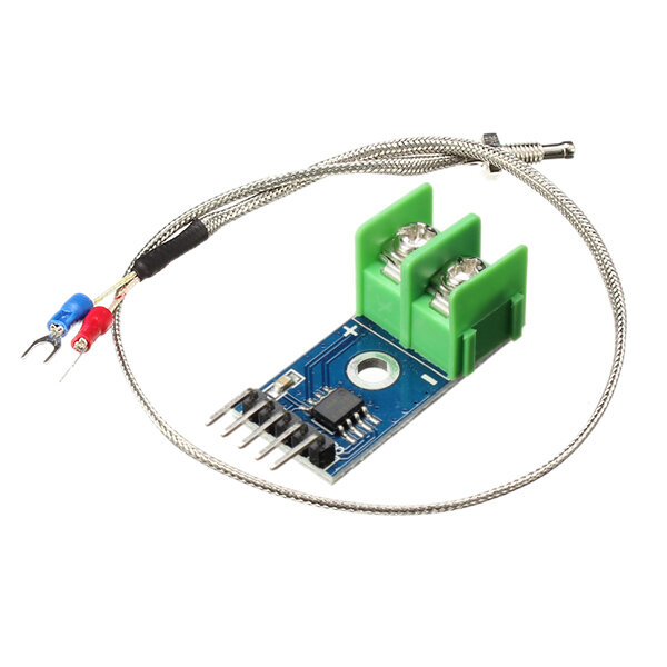 MAX6675 Sensor Module Thermocouple Cable 1024 Celsius High Temperature Available