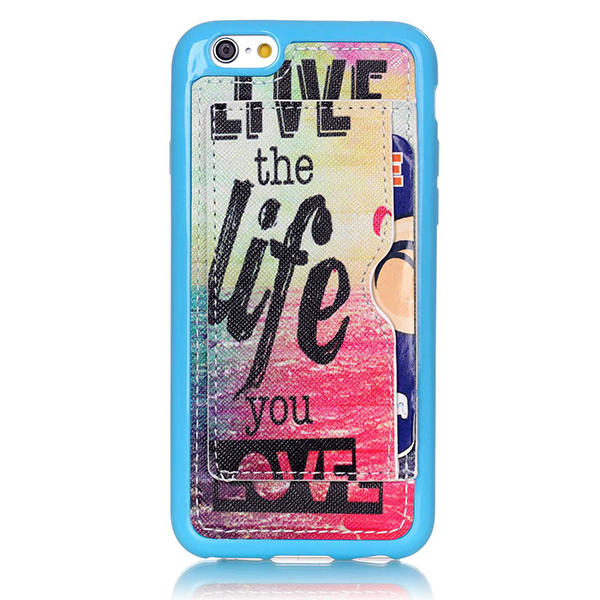 Ốp lưng Sun Life Pattern cho iPhone 6 Plus & 6s Plus